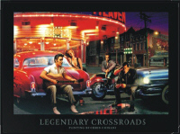 Legendary Crossroads LED Picture - Click on image to enlarge