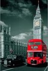 London Big Ben Canvas LED Pictures - Click on image to enlarge