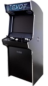 Evo Play Arcade Machines - Click to view details