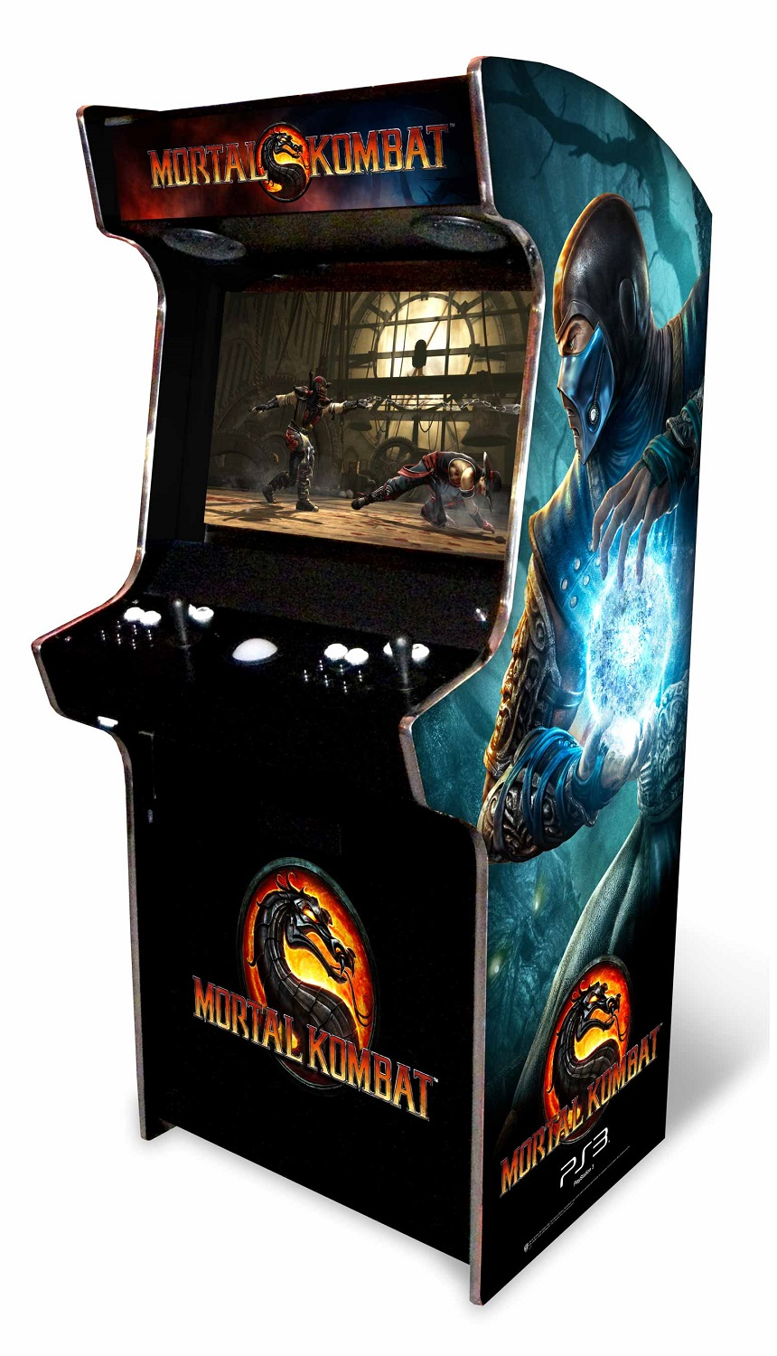 evo arcade machine arcade machines wotever. Black Bedroom Furniture Sets. Home Design Ideas