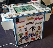 Game Time 60 Arcade Machine - Click to view details