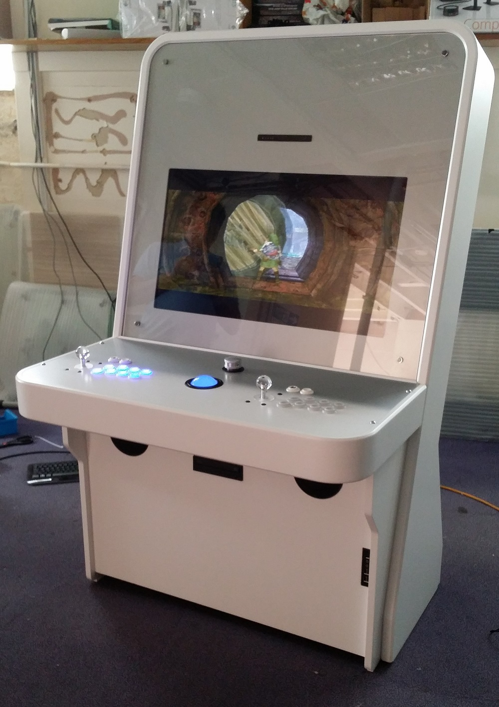 Nu Gen Arcade Machines Video Arcade Machines Retro Nu Gen Arcade Machines Wotever