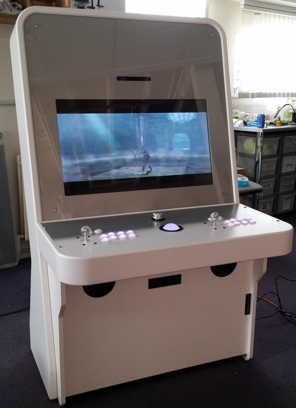Nu-Gen Arcade Machines | Video Arcade Machines | Retro Nu