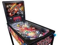 Star Galaxy Pinball Machine - Click to view details