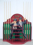 Blues Brothers Cue Rack - Click on image for more details