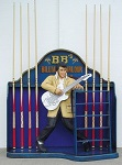 Elvis Cue Rack - Click on image for more details