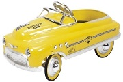 Comet Taxi Pedal Car - Click to view