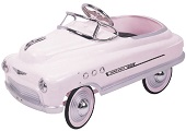 Pink Comet Pedal Car - Click to view