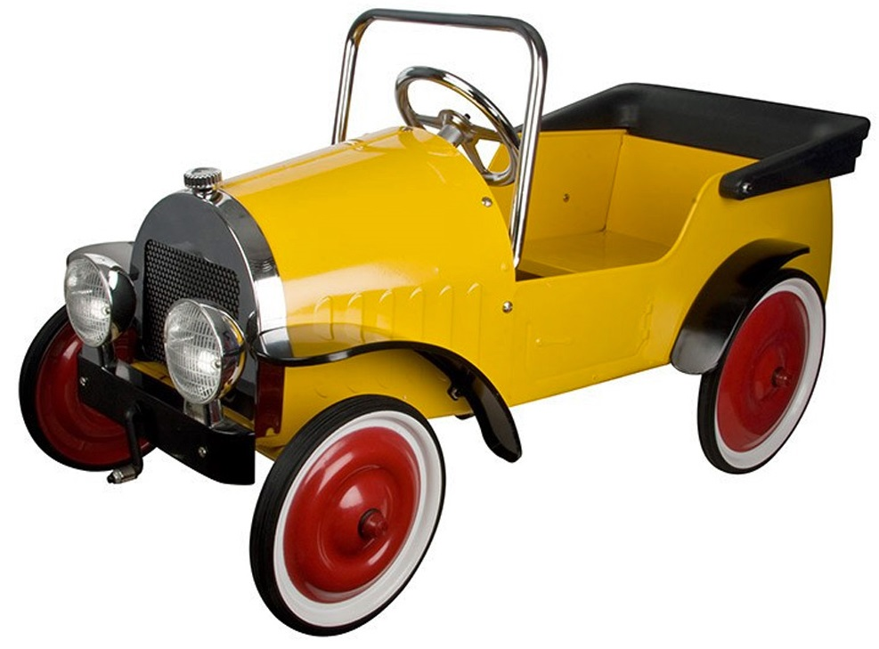 Jalopy Harry Pedal Cars Metal Pedal Cars Wotever