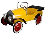 Jalopy Harry Pedal Car - Click to view