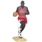 Basketball Player Lifesize Resin Figure