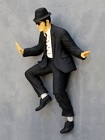 Charlie Chaplin Lifesize Resin Figure