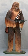 Chewbacca Lifesize Resin Figure