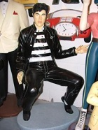 Elvis Jailhouse Rock Lifesize Resin Figure