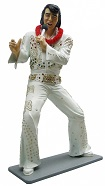 Elvis Jumpsuit Lifesize Resin Figure