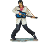 Elvis with Guitar Lifesize Resin Figure