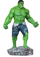 Incredible Hulk Lifesize Resin Figure