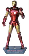 Ironman Lifesize Resin Figure