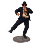 Blues Brothers Jake Dancing Lifesize Resin Figure