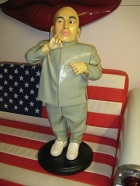 3ft Mini Me Lifesize Resin Figure