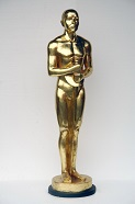 Oscar Lifesize Resin Figure