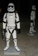 Storm Trooper Resin Figure 75cm
