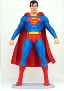 Superman Lifesize Resin Figure