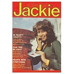 Jackie Love Greeting Card