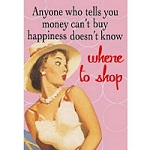 Where to Shop Greeting Card