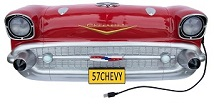 1957 Chevy 3D Bluetooth Speaker - Click on image for details