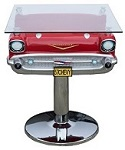 1957 Chevy Bel Air Retro Table