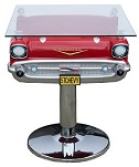 1957 Chevy Bel Air Table - Click here for details