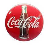 Coca Cola 3D Sign - Click on image for details