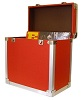 SRB2 Portable LP Record Box Red