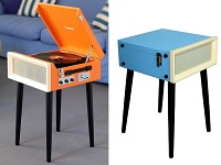 Semi-automatic Record Player - Click on image for more details