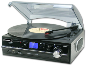 ST929R Recording Stand Alone Record Player - Click on image to enlarge
