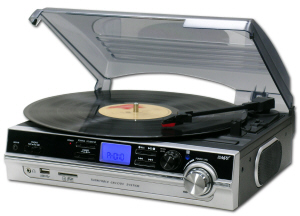 ST929R Stand Alone Recording Record Player - Click on image to enlarge