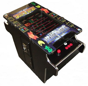 MultiGame Arcade Machine - click to View
