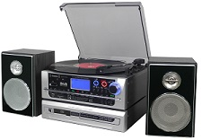 Atlantic CD Player/Burner for recording to CD - Click on image for more details