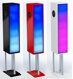 Aztec 2 Sound System with Bluetooth & LED Lights - Click on image for more details