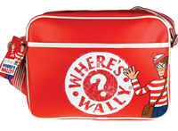 Where's Wally Bag - Click on image to enlarge
