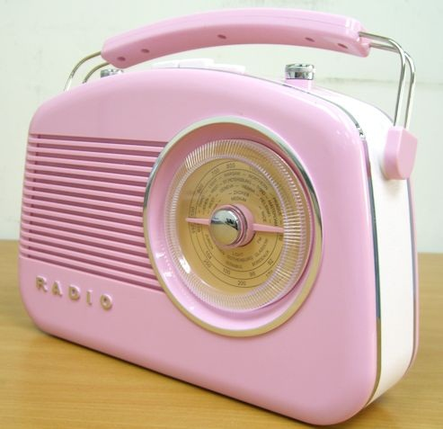 Brighton Retro Radio Steepletone Brighton 1950 S