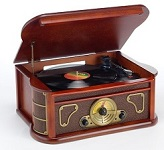 Bromley Record Player Music Centre - Click on image for more details