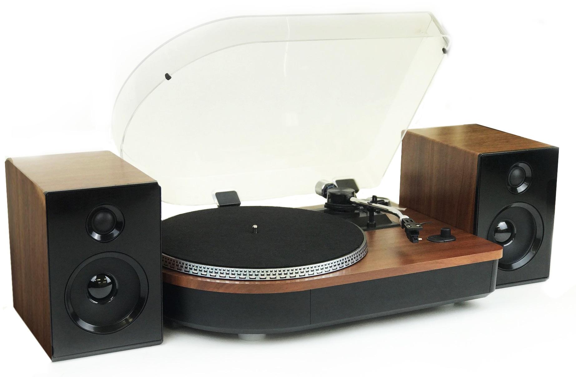 Bluetooth Camden Record Player Steepletone Bluetooth