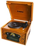 Chichester III Record Player Music Centre - Click on image for more details