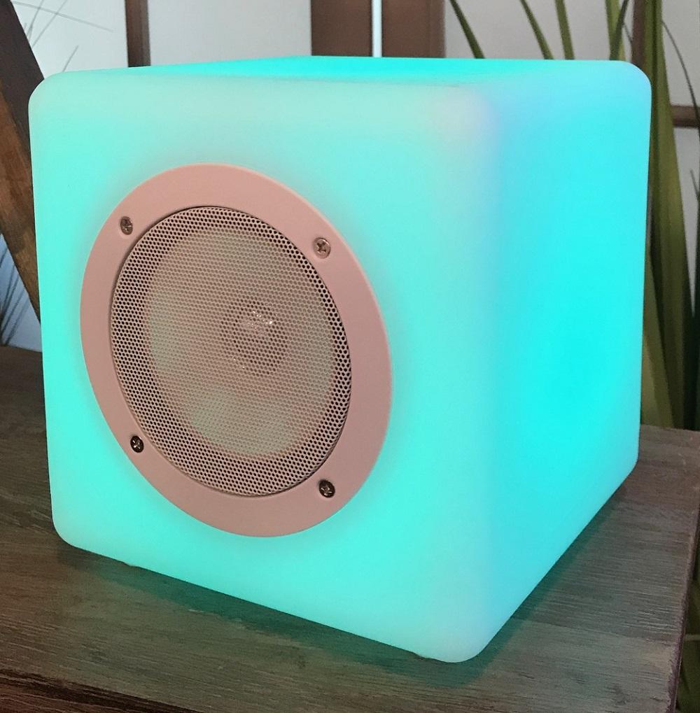 Steepletone Cube Connex 30 Colour Changing Portable