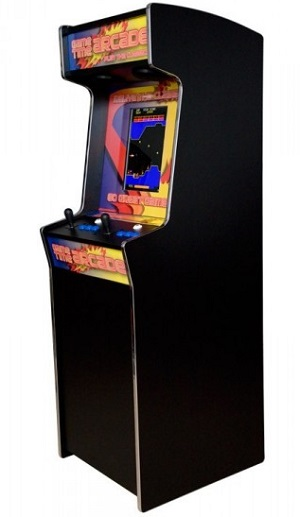 GT 619-1 Upright Arcade Machine - Click to View