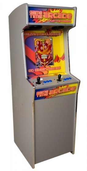 GT 60-1 Upright Arcade Machine - Click to View