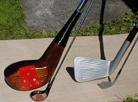Huge Golf Clubs - Click here for details