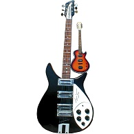 Huge Guitar Black - Click here for details